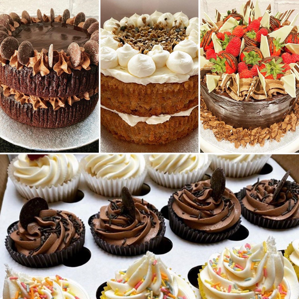 """STUNNING cakes are made by the very lovely Joy at #BakeMeHappy, a brilliant cookery teacher, a wonderful baker and throughout #lockdown her """"Happy Friday Bakes"""" have been sold in support of us. Thank you so much Joy for your support! #followafriend #followfriday #TunbridgeWells https://t.co/gIq3QXMOmo"""