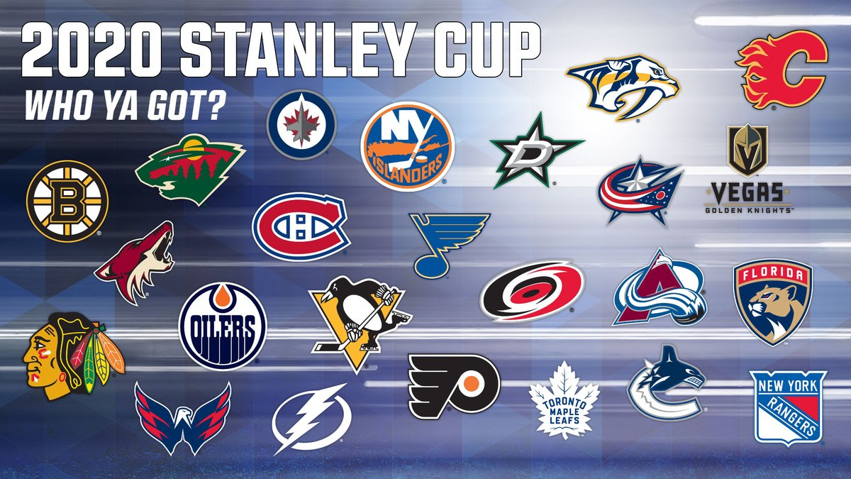 The QUEST for the Stanley Cup begins August 1st. Retweet this if your team is bringing Lord Stanley home.