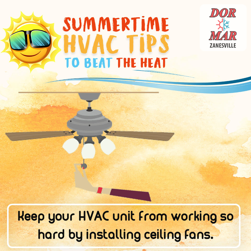 Floor fans, box fans, ceiling fans, attic fans....they all help your HVAC work more efficiently!pic.twitter.com/HremqhmCSb