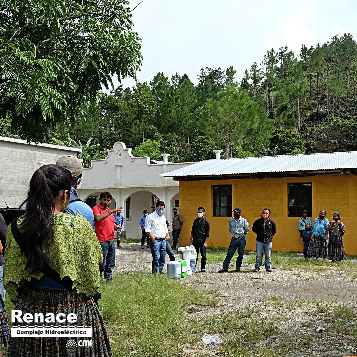 Renace, a través del Programa de Desarrollo Social Sostenible Excelencia Agrícola, en junio apoyó a 450 agricultores productores de Cardamomo de las comunidades de Oquebá, Xicacao, Purulhá, Rubelcruz, Chimuy y Chiacam de San Pedro Carchá. https://t.co/eXdG1346tA