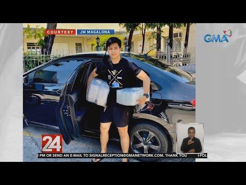 VIDEO: 'Pagbangon:' Freelance model, actor at part-owner ng gym, nag-tapsilog business at naglunsad ng outreach program https://t.co/m6uqtNt2Ab https://t.co/j3BKi1XxUD
