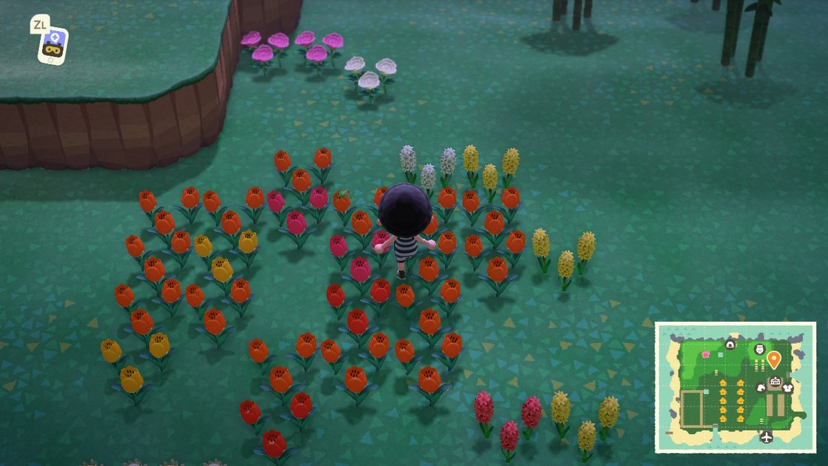 free flowers dm/comment if you want any!! #animalcrossingnewhorizons #acnhflowers #acnhflower #ac #nh  #AnimalCrossing #ACNH #NintendoSwitch https://t.co/4RbIbUQ4ir