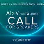 Image for the Tweet beginning: Announcing the Ai x Virtual