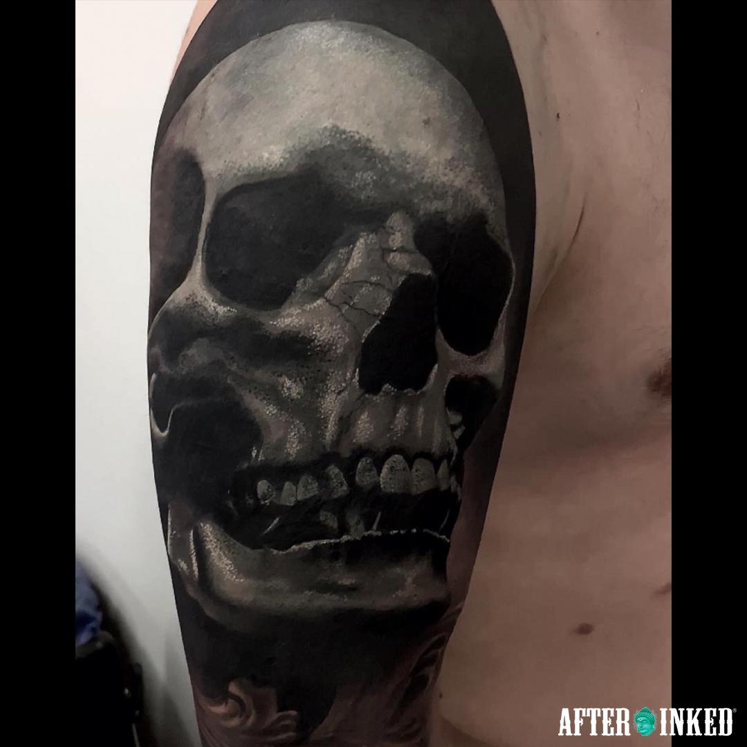 #FearlessFriday #FictionFriday #FollowFriday #FF #FridayFun #afterinked #proudusers #formulatedforperfection #afterinkedeveryday #tattooaftercare #vegan #friday #friyay#tattoo #skull #inked #tattoos #ink #blackandgreytattoo #skulltattoo #emeltattoo #juandiego.poroto #osamtattoopic.twitter.com/NXqj3BiRWN