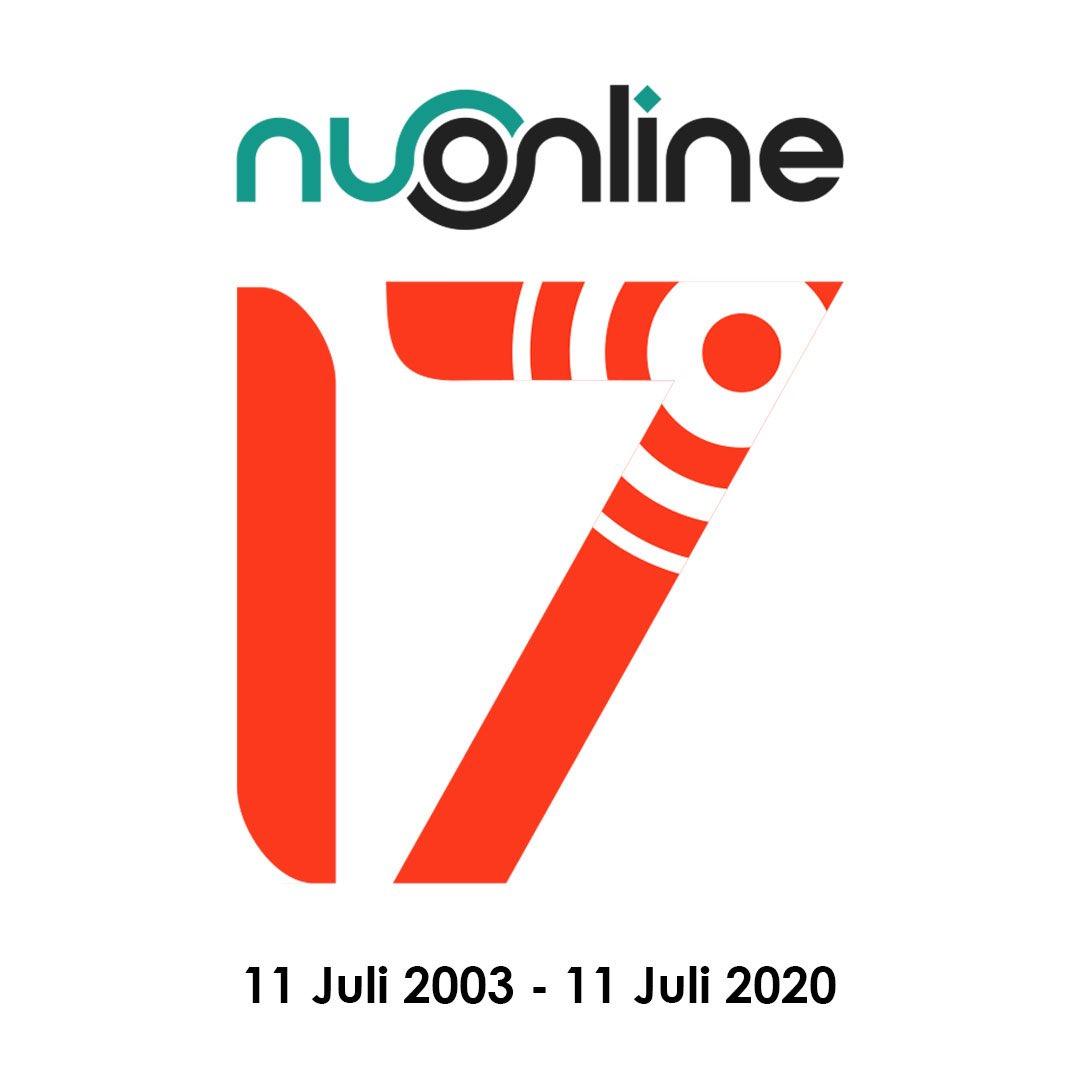 Dirgahayu yang ke 17 untuk @nu_online tetap teguh berkhidmat menebar informasi yang menyejukkan. @savicali @nahdlatululama https://t.co/qUkB8QXs93