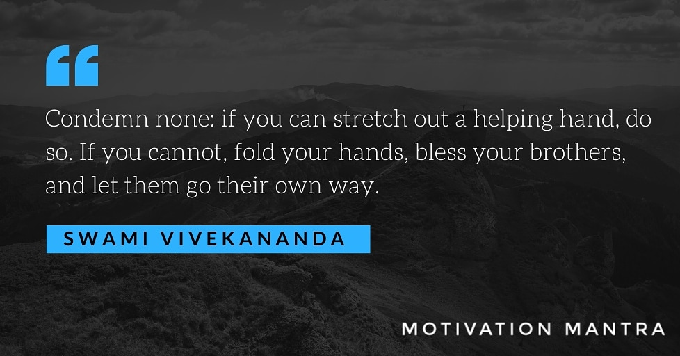 Today's Motivation Mantra Click The Follow Button . #MotivationMantraaa #Mmantraaa #entrepreneurquotes #millionairemindset #keytosuccess #wisewords #businesslife #SwamiVivekananda #motivational #hustlequotes #motivationalquotes #lifequotes #entrepreneurmotivation #successquotespic.twitter.com/OLjGxw8gnt
