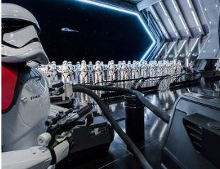 Virtual queue coming back to Rise of the Resistance ride, Disney says. But with changes. #starwars  https:// bit.ly/2ZimaDF    <br>http://pic.twitter.com/dokbajR1Gl
