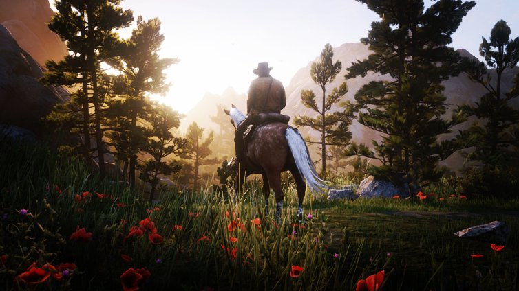 Hii everyone  I wish you all a good morning, evening or night! Have a nice weekend   Ps: Twitter we need a timer to automatically post our tweets Because I fall asleep   𝑮𝒂𝒎𝒆: #RedDeadRedemption2 𝑻𝒂𝒈𝒔: #RDR2Photomode  #VPimprint #GamerGram #TheCapturedCollective    pic.twitter.com/ZKMjDi4sP0