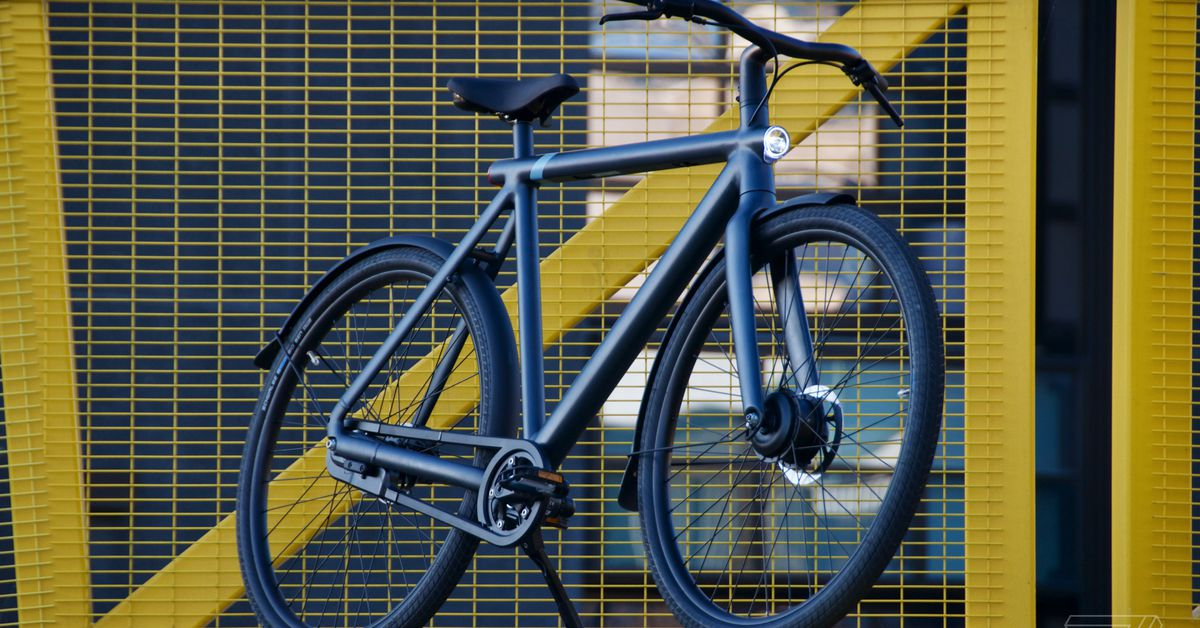 VanMoof S3 e-bike review: better than the