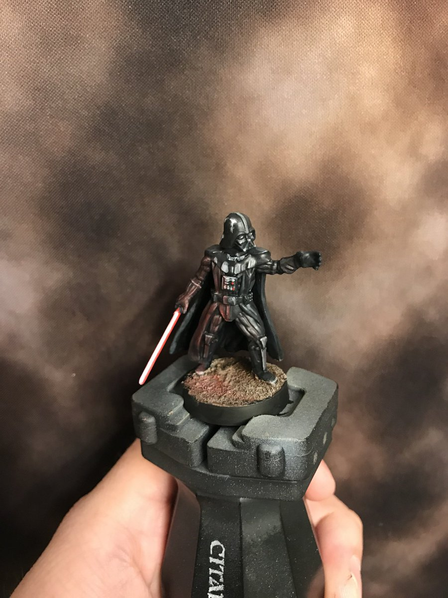 @Kingofthedevil5 I can't recommend Star Wars legion enough. Great models! https://t.co/BXOe5296qt
