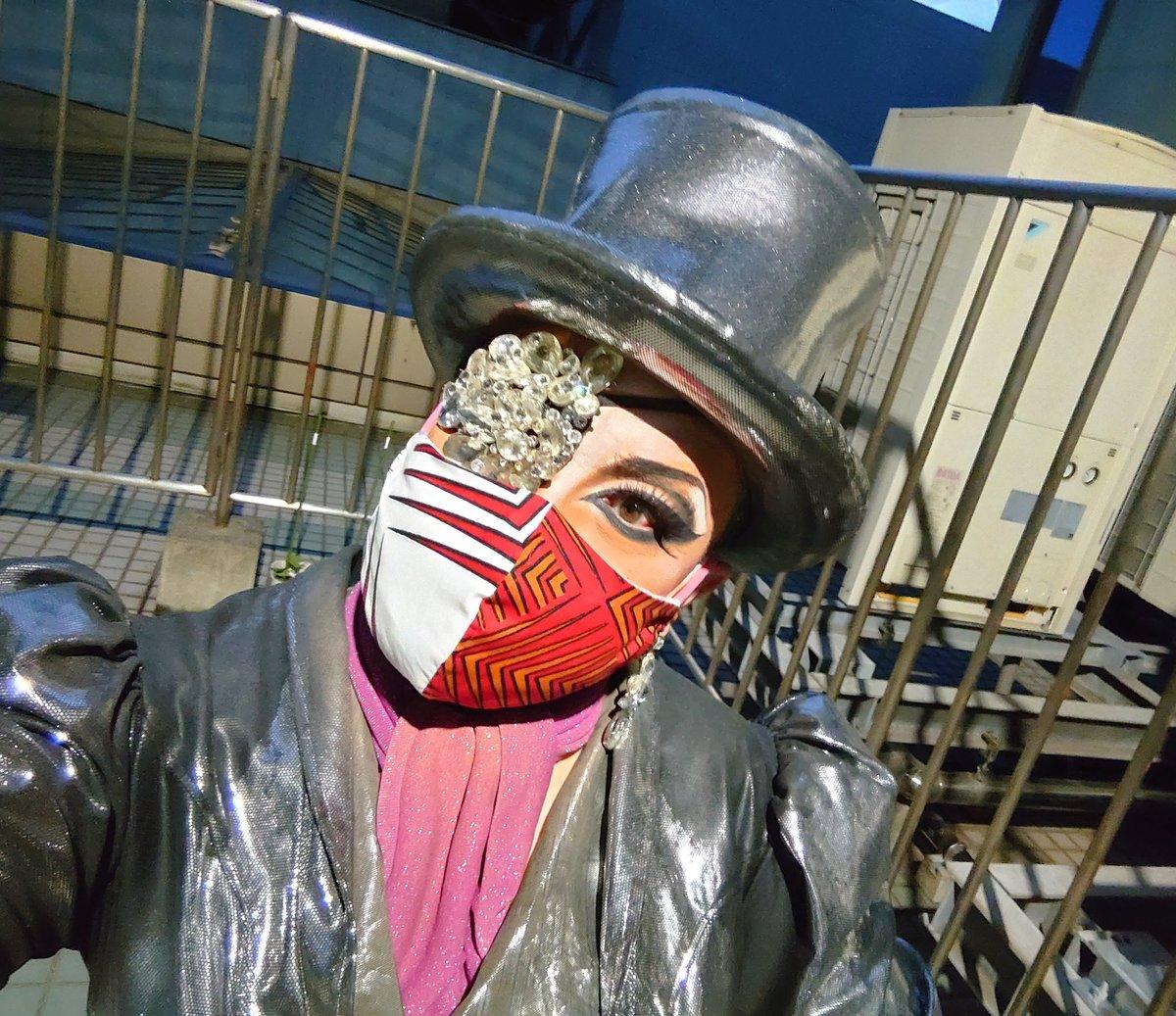マスク Misia