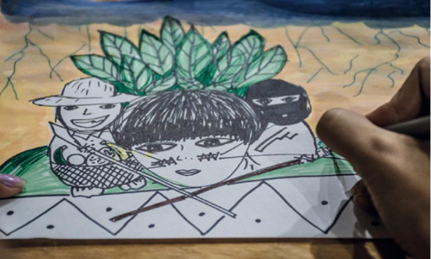 📕Hoy queremos recomendarles el informe 'Catatumbo: Memorias de vida y dignidad', que trata sobre esta región fronteriza con Venezuela, ubicada al norte de Norte de Santander. Conozcan aquí sus memorias ⬇️  https://t.co/1aXGtngiUk https://t.co/2ZuqY5auun