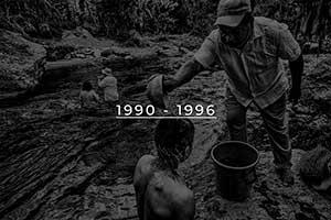 💻'Una guerra sin edad'  Este especial es una continuidad del informe, que es la memoria de una guerra que ha llegado al punto de vincular persistentemente a los niños, niñas y adolescentes a los grupos armados.  ¡Visítenlo!  https://t.co/2u9xqly3WK https://t.co/em8PxtODbr