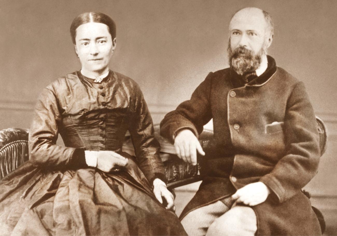 São Luís e Santa Zélia Martin