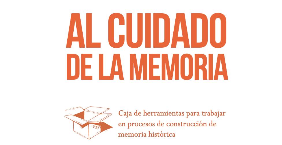 #CNMHRecomienda   El texto 'Al cuidado de la memoria' ofrece reflexiones sobre el enfoque psicosocial y el cuidado de personas y equipos para enriquecer los procesos de construcción de memoria histórica. https://t.co/nhdqvJd4fm https://t.co/6ou1LEPG6z