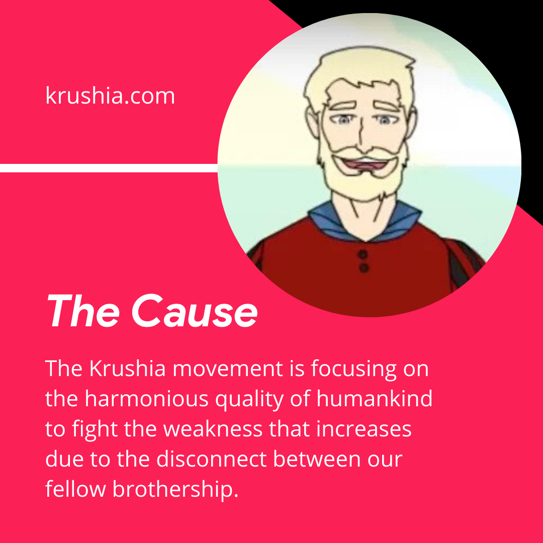 Krushia is battling this division through the basic but essential behaviors of respect, understanding, compassion, and love. 😎 Learn more: https://t.co/qw0WIxBfB4 #comicbook #comicbookmovie https://t.co/2Ef3601hpS