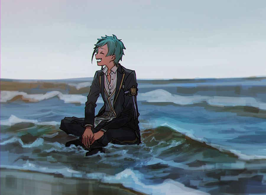 海とオクタヴィネル🐙