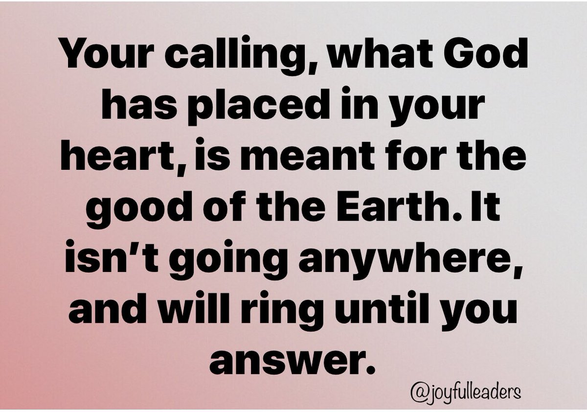 God will hit that redial button again and again! #justanswer #JoyfulLeaders