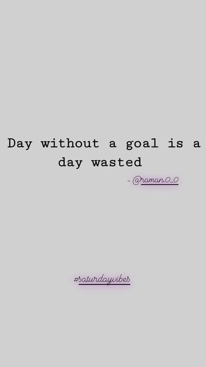 #success #MotivationalQuotes #motivation #SaturdayThoughts #goals #GoalOfTheDay https://t.co/QUTT2jhUHY