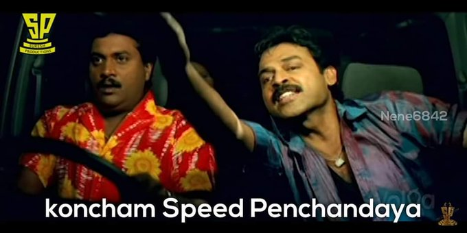 #Inkaa 1 Hour maatrame undhi #speed penChanandi Darlings#Prabhas20FirstLookpic.twitter.com/X4Ey5Box6T