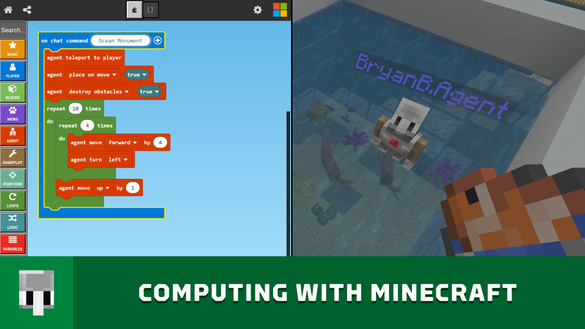 """Minecraft: Education Edition on Twitter: """"Help students take their"""