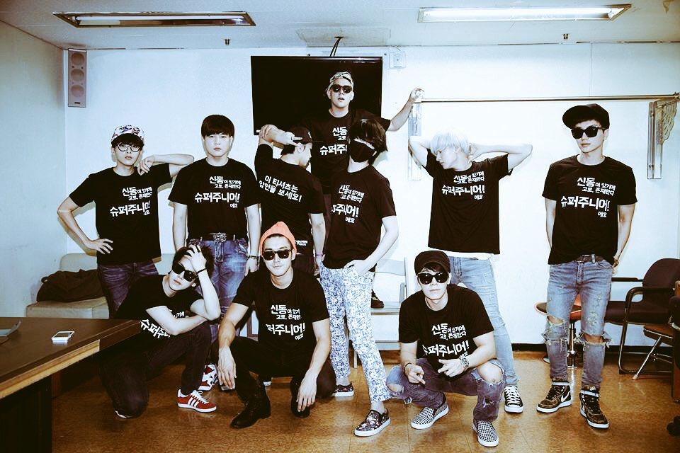 @SJ_On_Billboard @SJofficial #SuperJunior  #SUPERJUNIOR_BeyondLIVE @SJofficial #슈퍼주니어 https://t.co/90s0QqE1UR