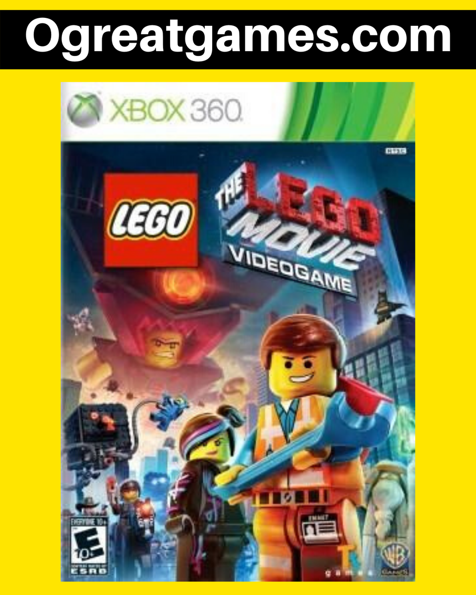 Retweet if you heard about The LEGO Movie Videogame! https://t.co/7RZWLWmZxS #retweet #play #xbox #games #videogaming https://t.co/4sEHRQ3PKW