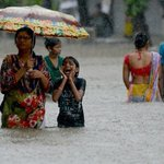 Image for the Tweet beginning: Las lluvias torrenciales han aumentado