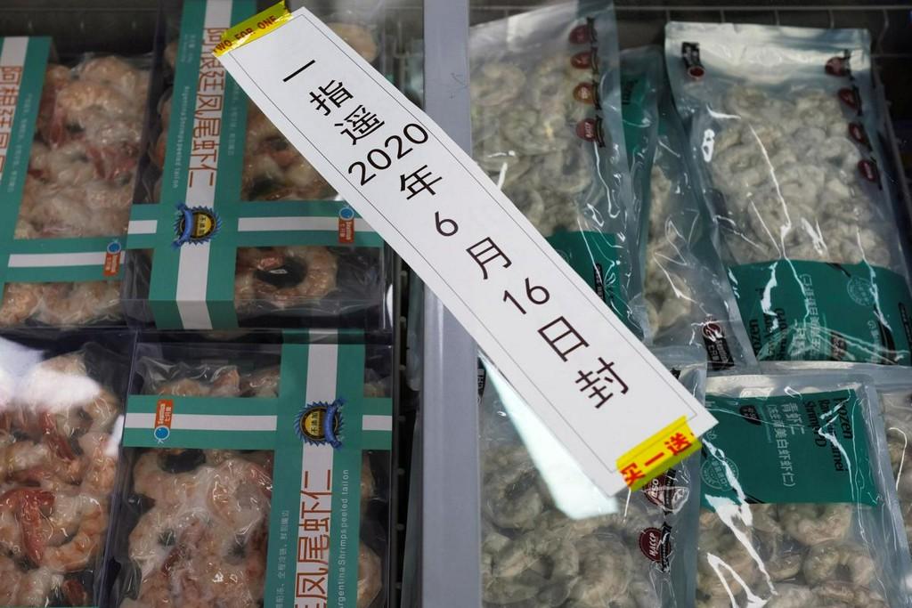 China suspends imports of Ecuador shrimp on coronavirus risk