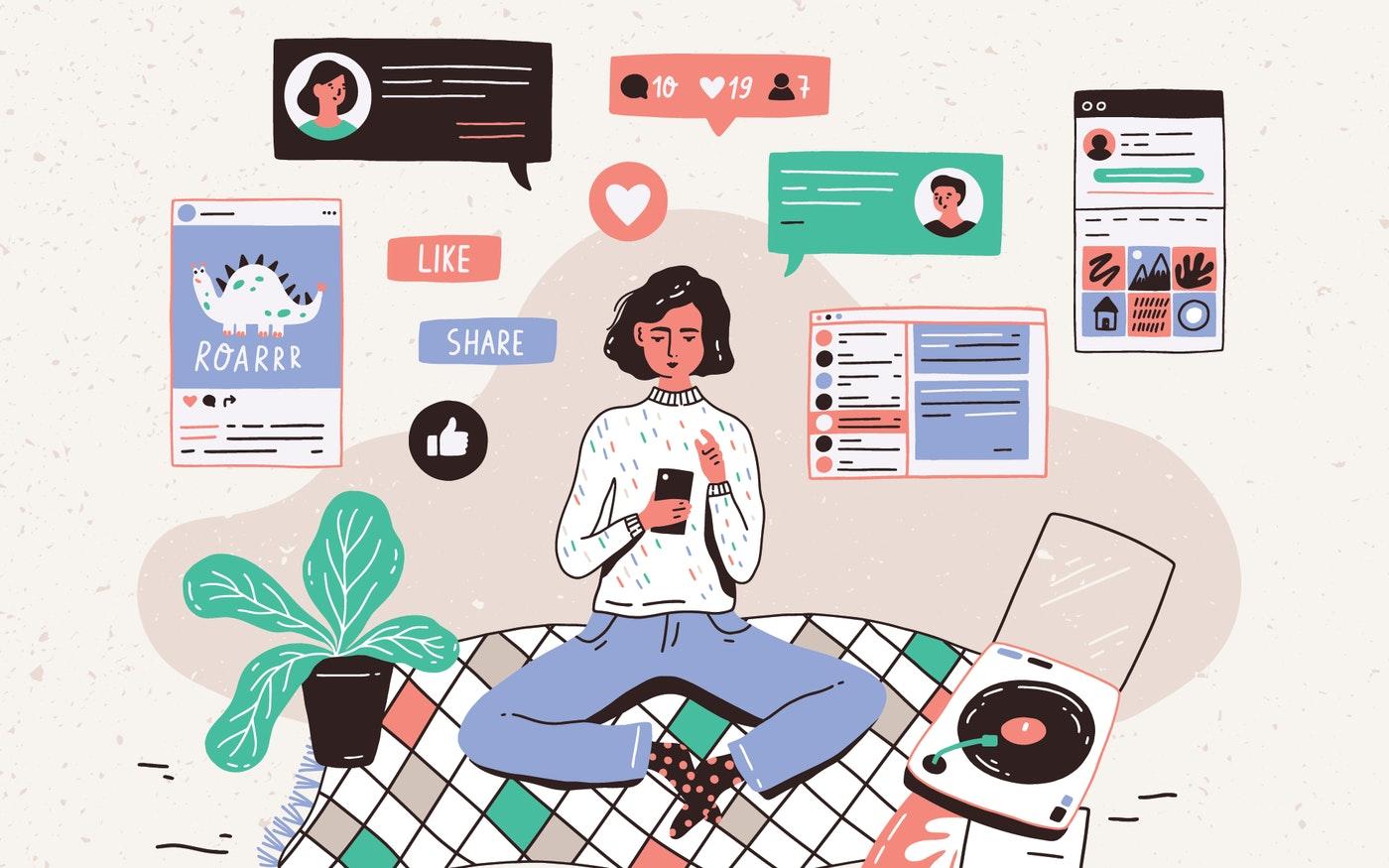 Tak Bisa Lepas dari Media Sosial? Awas Kena Sindrom FOMO! - Good Doctor | Tips Kesehatan, Chat Dokter, Beli Obat Online