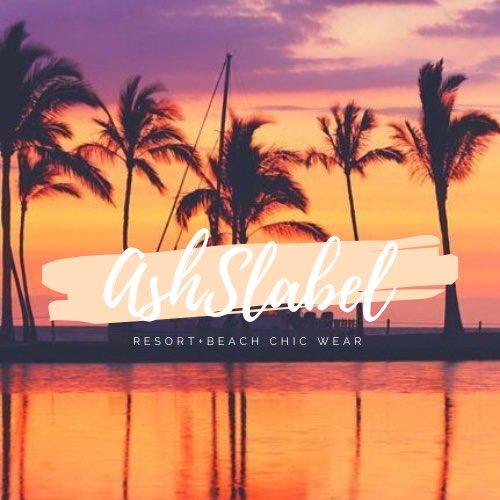 launching soon | resort + beach chic  #shopashslabel #chic #summer #smallbusiness #swimwear #ashslabel #Jamaica pic.twitter.com/SDDl8cAWZS