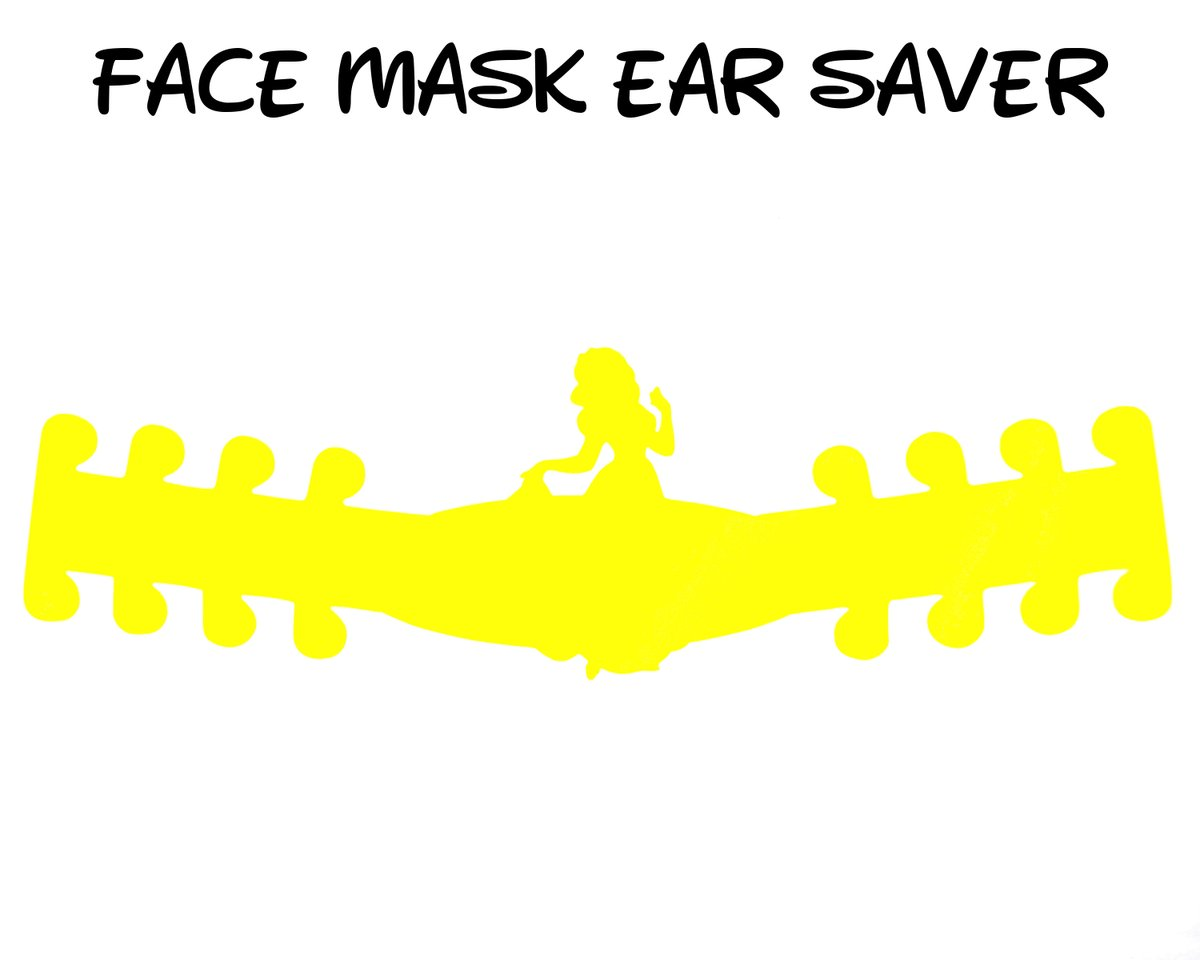 Tired of your ears hurting from your face mask? We just added Snow White ear savers to our collection at https://t.co/wwWA9vgLLg!  Get one > https://t.co/OPfFpCC0D8    Save 15% > https://t.co/iLcT3vmavL  #snowwhite #disney #facemask https://t.co/TFUFD2J2bE
