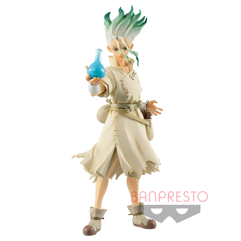 "Aitai☆Kuji on Twitter: ""Get excited as the Dr. STONE Banpresto ..."