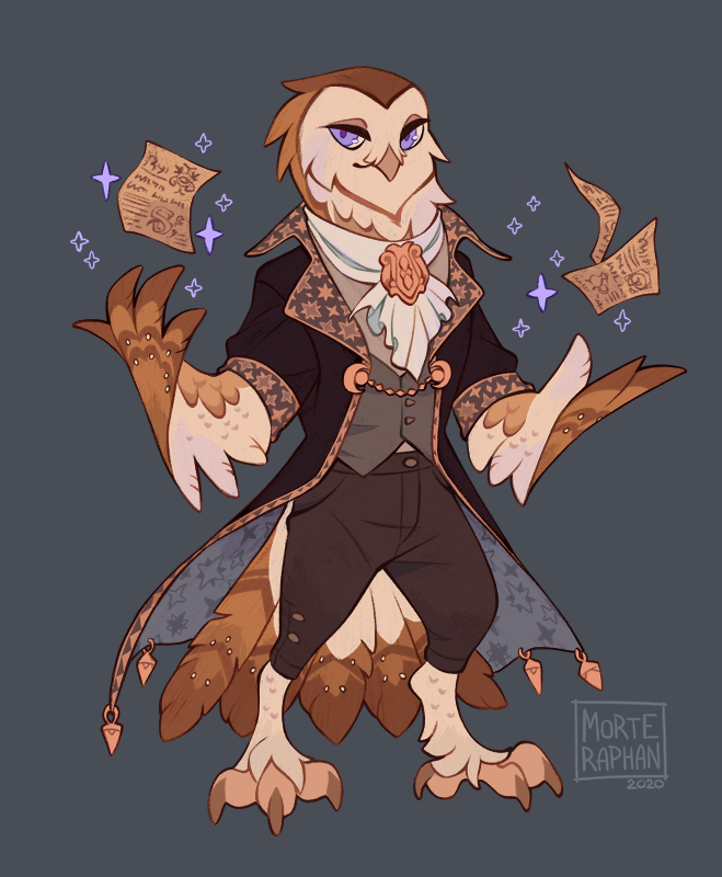 Design commission for @ArcadeSummers! ✨