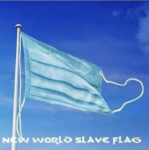 #QAnon Flag of the Brainwashed. . . https://t.co/EdLAfYRkMi