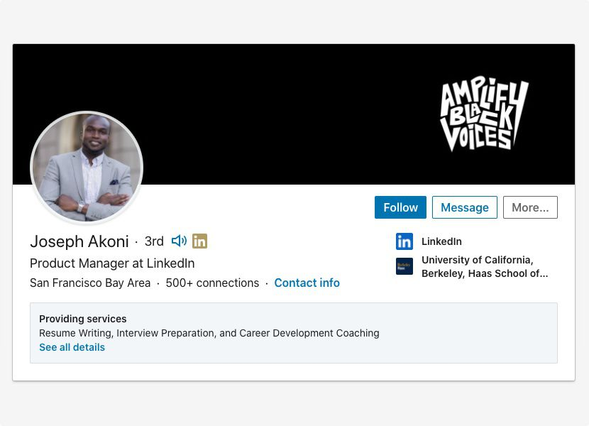 LinkedIn will let you upload audio clips to tell people how to pronounce your name