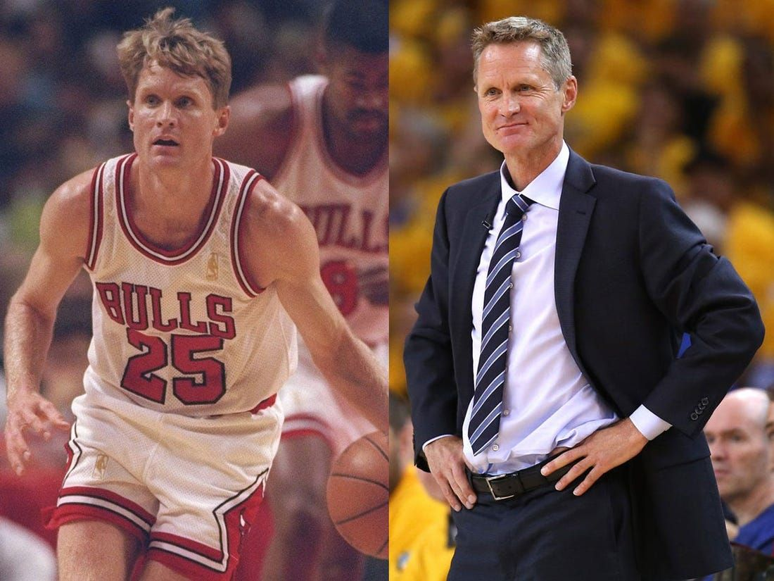 """If you want to be a great shooter from 25 feet, you better be a great shooter from 4 feet first.""  - Steve Kerr https://t.co/q1GqExyhlo"