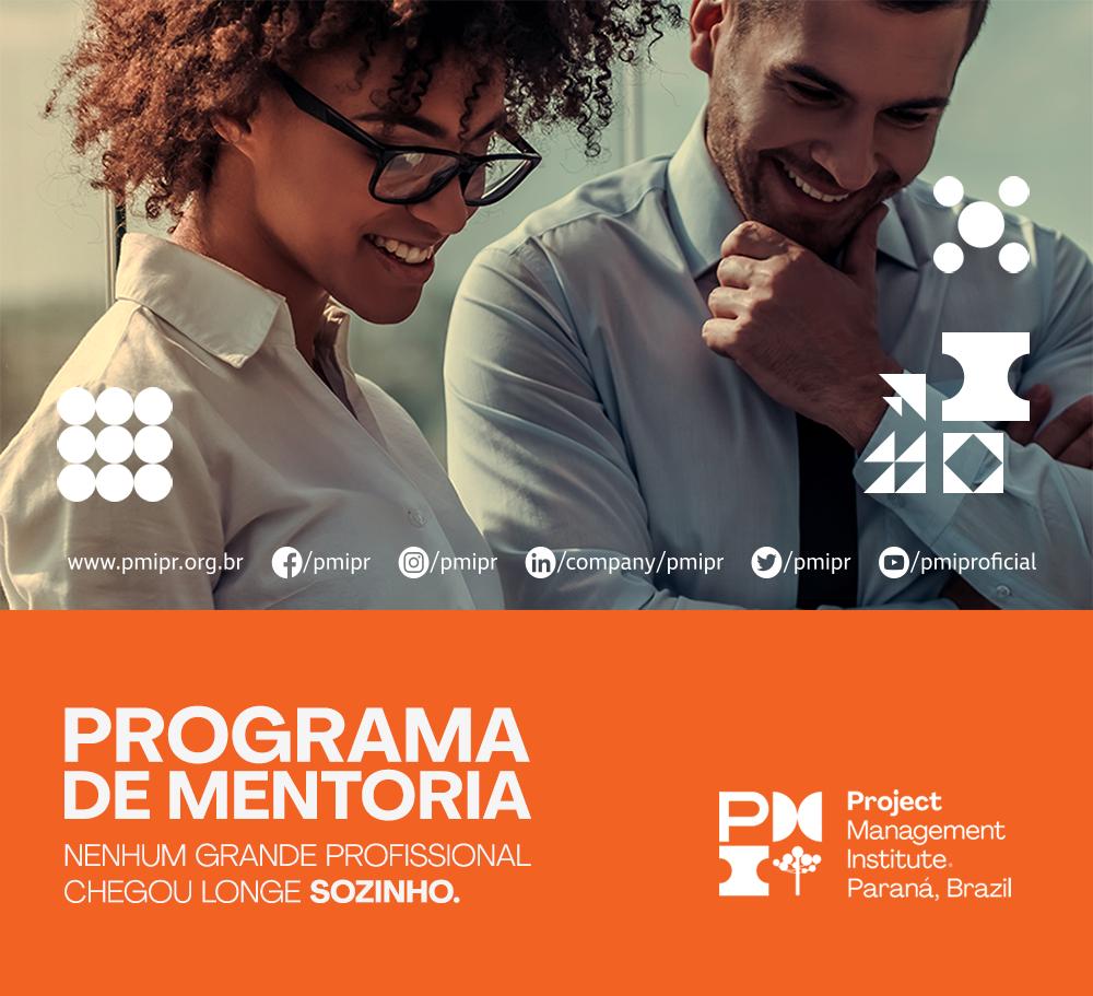 Você ainda pode participar!! Seja um mentorado do PMI Paraná.  Restam poucas vagas. As inscrições vão até 12/julho!  Inscreva-se pelo nosso website: https://t.co/lZkOSuxIR8  #mentoria #pmipr #carreira #gestão #projetos #liderança https://t.co/mDuHVGSHI3