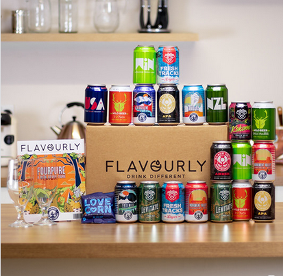 SAVE OVER £40! - 20 Craft Beers with 2 free glasses for only £29.95 incl delivery from Flavourly   Use code AFFREC > https://buff.ly/3iLxKPf  #beer #CraftBeer #craftbeerlover #flavourly #beerpic.twitter.com/FJ7PFwTX33