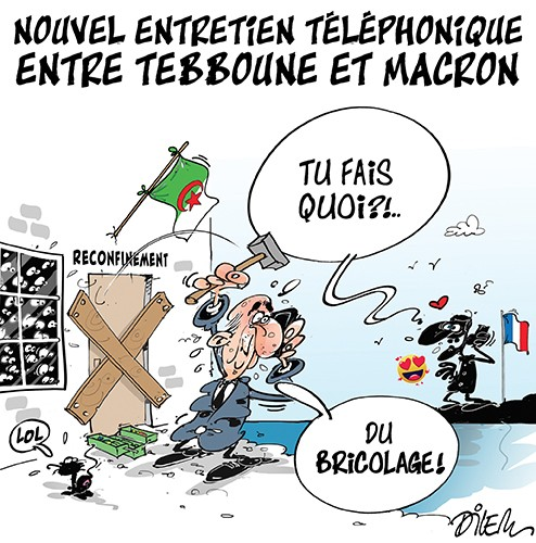 Ali Dilem (Samedi, 11 juillet 2020) #News #Actualité #Humour #Caricature #DZ #Algérie #Algeria https://t.co/fQ2kSE7OSe