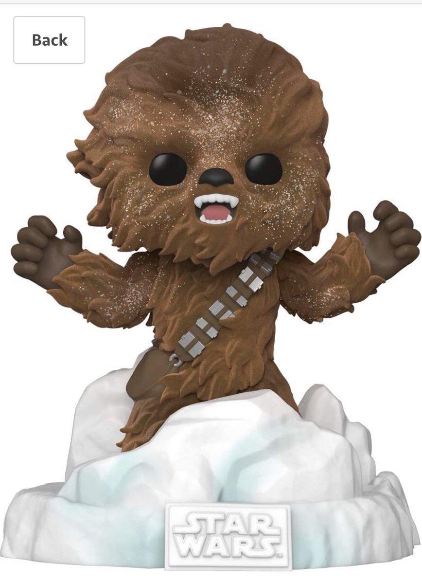 Je ne suis qu'amour quand je vois cette nouvelle #FunkoPop de mon #Chewbacca. N'hésitez pas à me l'offrir si vous le voulez. Je dis ça, je dis rien.pic.twitter.com/JCLQrhhSRl