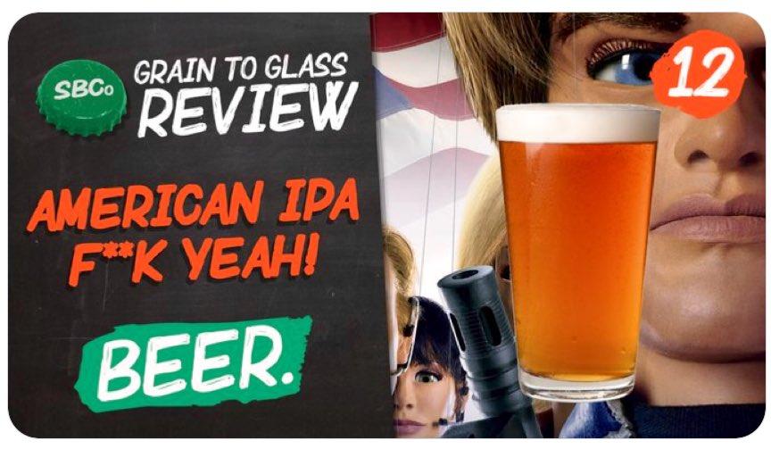 Made a Beer! https://youtu.be/phoN504D5Xc Cheers #beer #BeerBods #beeroclock #IPA #CraftBeer #SaturdayThoughts #beertwitter #PubsReopening #pubsopenpic.twitter.com/rAwR9KzzzW