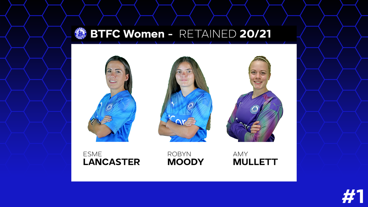 20/21 RETAINED  Here is pt. 1 of our retained list for the 20/21 @FAWNL campaign!  @EsmeLancaster  @robynmoody03  @amy_mullett https://t.co/w1TDvxvmUW