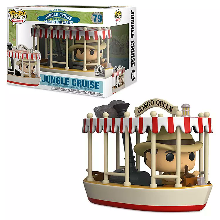 For my Disney friends, the Disney exclusive Jungle Cruise Boat Funko POP! Rides Is available NOW on Shop Disney! Act fast!  Link: https://www.shopdisney.com/jungle-cruise-congo-queen-boat-pop-rides-vinyl-figure-by-funko-400920513473.html?isProductSearch=1&plpPosition=11&searchType=regular…pic.twitter.com/sTVpWeWgwa