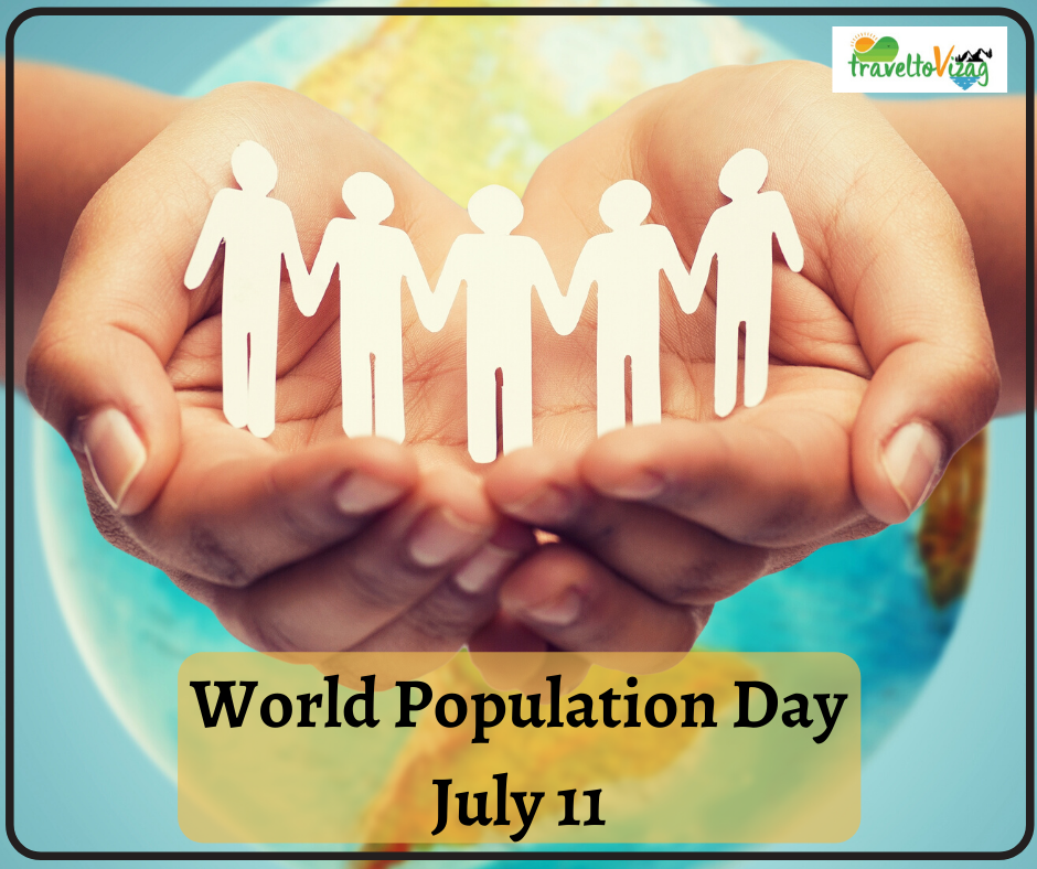 On World Population Day 2020, which is marked every year on July 11, we take a look at how human overpopulation is affecting our ecosystem.  #WorldPopulationDay #world #JULY11#Vizag#Visakhapatnam pic.twitter.com/35JPKYJ4mT