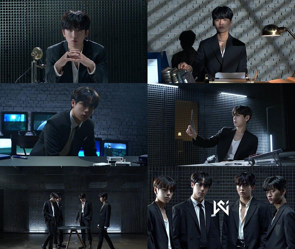 OUI BOYS (Kim Yo Han, Kim Dong Han, Kang Suk Hwa, and Jang Dae Hyun) announces their official group name 👉 WEi Source: n.news.naver.com/entertain/arti…