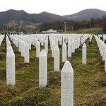 Image for the Tweet beginning: Srebrenitsa Katliamı insanlık tarihinin alnına