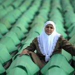 Image for the Tweet beginning: Zeitraffer des Genozids von #Srebrenica,