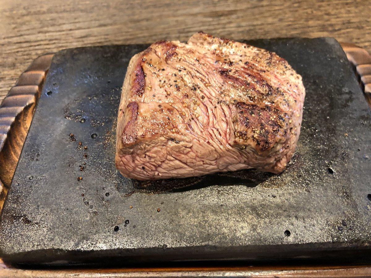 test ツイッターメディア - イベント終わってホッとしたところで、昼食兼夕食。 東京進出したやっぱりステーキ吉祥寺店! 1000円で本格的なお肉が楽しめて、ライス・スープ・サラダお代わり自由は空腹にありがたかったですw 16時台でも結構人がいたのでピークタイムは混雑注意です。 https://t.co/JHrRxDdhWS