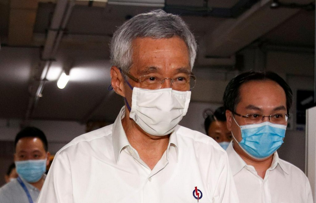 Singapore ruling party, stung by poll setback, faces succession questions